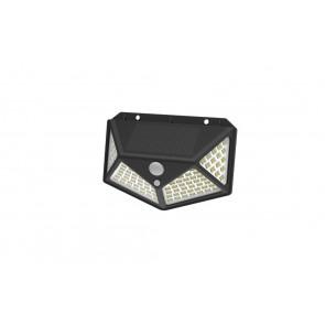 FOCO SOLAR EXTERIOR FLUXS LED 00080
